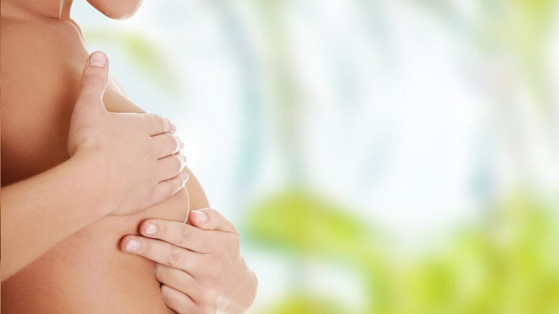 مراحل معاینه شخصی پستان | جراح پستان اصفهان