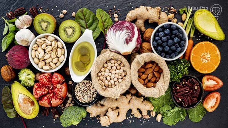 عوامل خطر تغذیه ای برای سرطان   جراح پستان اصفهان